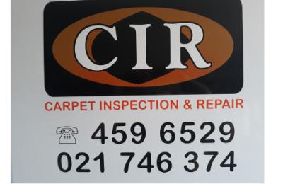 CIR – Carpet Inspection & Repair - Teaser Image